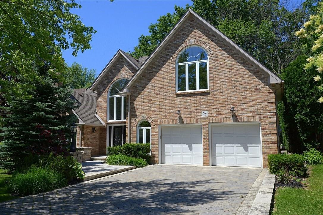 15 Oldoakes Place, ancaster, Ontario