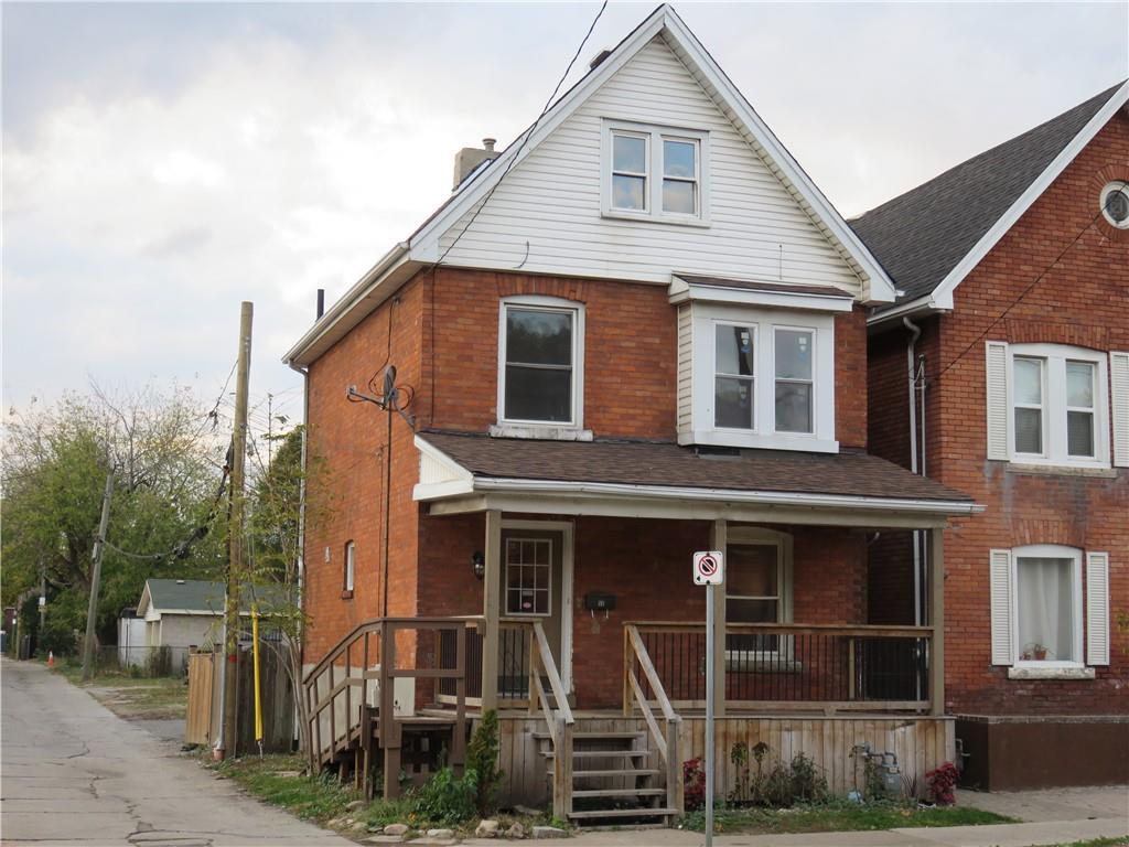 52 SANFORD Avenue S, hamilton, Ontario